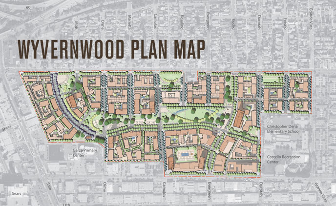 this project will transform the community by celebrating and embracing the unique character of this vibrant los angeles neighborhood while at the same time - Wyvernwood Garden Apartments